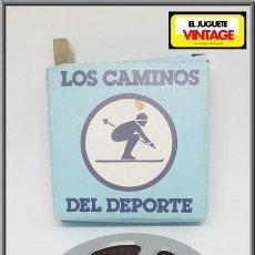 Cine: PELICULA SUPER 8 MM BIANCHI LOS CAMINOS DEL DEPORTE. Lote 137310006