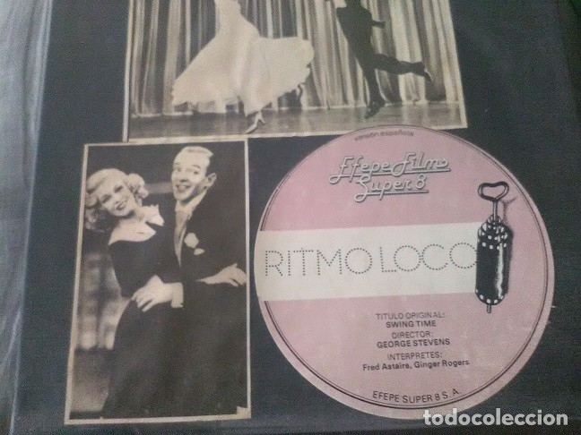 Ritmo Loco 1937 Fred Astaire Y Ginger Roger Sold Through Direct Sale 139108546