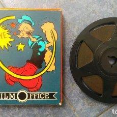 Cine: POPEYE CULTIVADOR DE ESPINACAS CORTO-DIBUJOS ANIMADOS SUPER 8 MM VINTAGE FILM . Lote 139536570