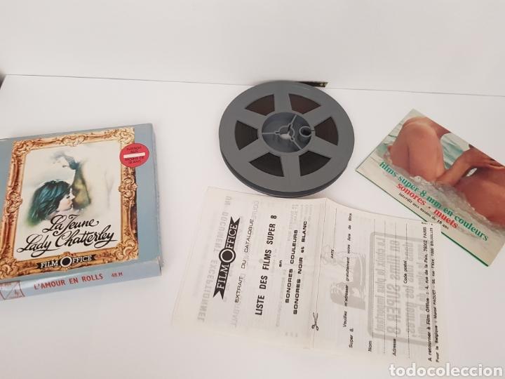 Cine: PELÍCULA X SUPER 8 mm - FRANCESA - LA JOVEN DAMA 48 metros - Foto 2 - 140708580