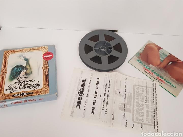 Cine: PELÍCULA X SUPER 8 mm - FRANCESA - LA JOVEN DAMA 48 metros - Foto 7 - 140708580