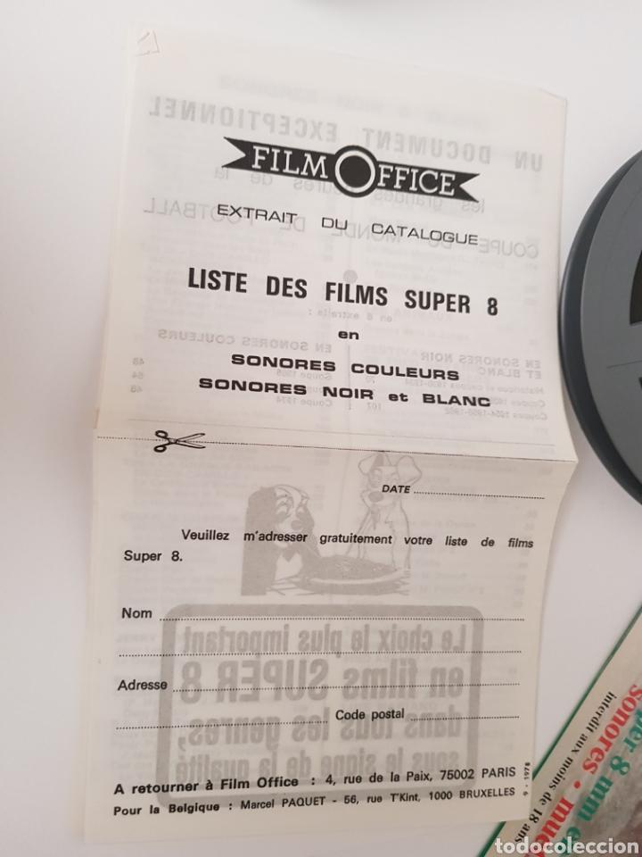 Cine: PELÍCULA X SUPER 8 mm - FRANCESA - LA JOVEN DAMA 48 metros - Foto 8 - 140708580