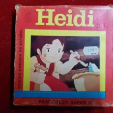 Cine: SUPER 8 HEIDI DON PITCHY. Lote 140789258