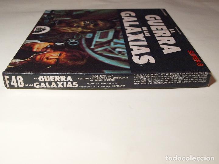 Cine: STAR WARS - LA GUERRA DE LAS GALAXIAS - SUPER 8 - ESCENAS SELECTAS - COLOR Y SONIDO - Foto 6 - 147504546