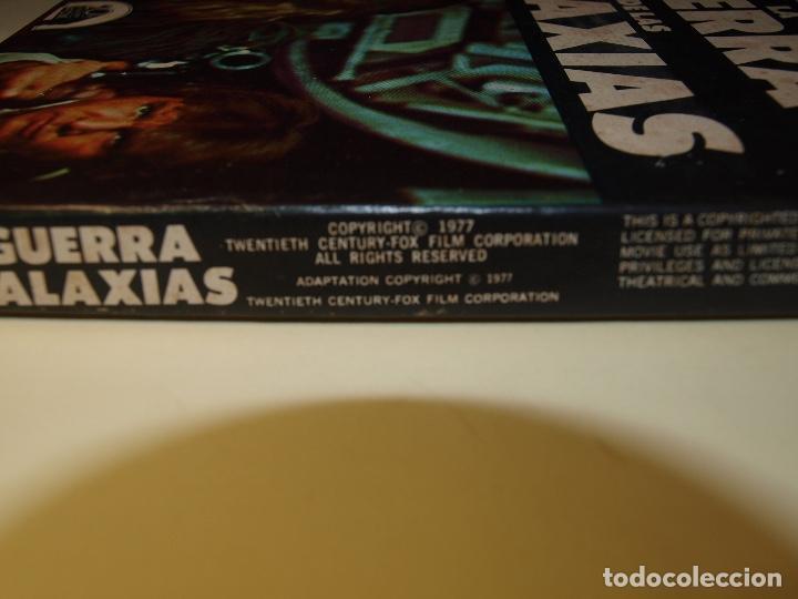 Cine: STAR WARS - LA GUERRA DE LAS GALAXIAS - SUPER 8 - ESCENAS SELECTAS - COLOR Y SONIDO - Foto 8 - 147504546