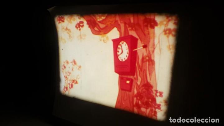 Cine: BOBINA TRES CORTOMETRAJES CLASICOS-DIBUJOS ANIMADOS SUPER 8 MM VINTAGE FILM Nº 362 - Foto 11 - 142020238