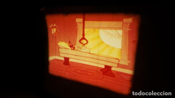 Cine: BOBINA TRES CORTOMETRAJES CLASICOS-DIBUJOS ANIMADOS SUPER 8 MM VINTAGE FILM Nº 362 - Foto 13 - 142020238
