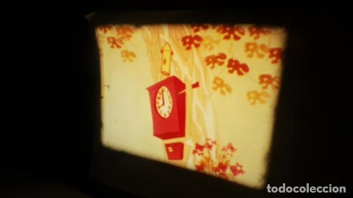 Cine: BOBINA TRES CORTOMETRAJES CLASICOS-DIBUJOS ANIMADOS SUPER 8 MM VINTAGE FILM Nº 362 - Foto 20 - 142020238