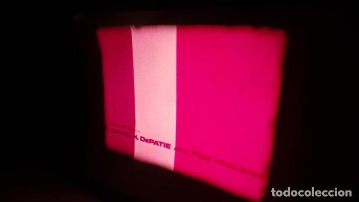 Cine: BOBINA TRES CORTOMETRAJES CLASICOS-DIBUJOS ANIMADOS SUPER 8 MM VINTAGE FILM Nº 362 - Foto 31 - 142020238