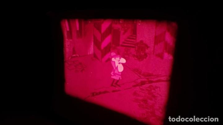 Cine: BOBINA TRES CORTOMETRAJES CLASICOS-DIBUJOS ANIMADOS SUPER 8 MM VINTAGE FILM Nº 362 - Foto 32 - 142020238