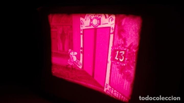 Cine: BOBINA TRES CORTOMETRAJES CLASICOS-DIBUJOS ANIMADOS SUPER 8 MM VINTAGE FILM Nº 362 - Foto 33 - 142020238