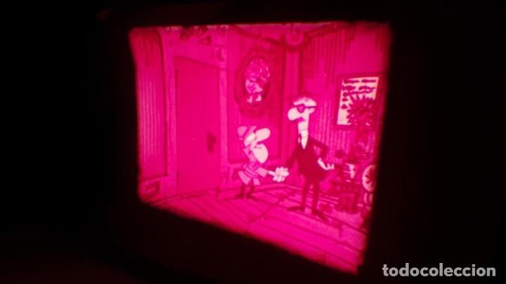 Cine: BOBINA TRES CORTOMETRAJES CLASICOS-DIBUJOS ANIMADOS SUPER 8 MM VINTAGE FILM Nº 362 - Foto 35 - 142020238