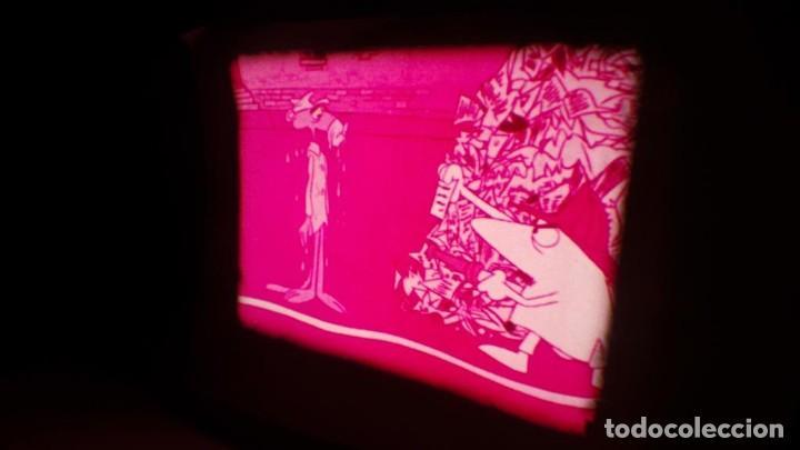 Cine: BOBINA TRES CORTOMETRAJES CLASICOS-DIBUJOS ANIMADOS SUPER 8 MM VINTAGE FILM Nº 362 - Foto 71 - 142020238