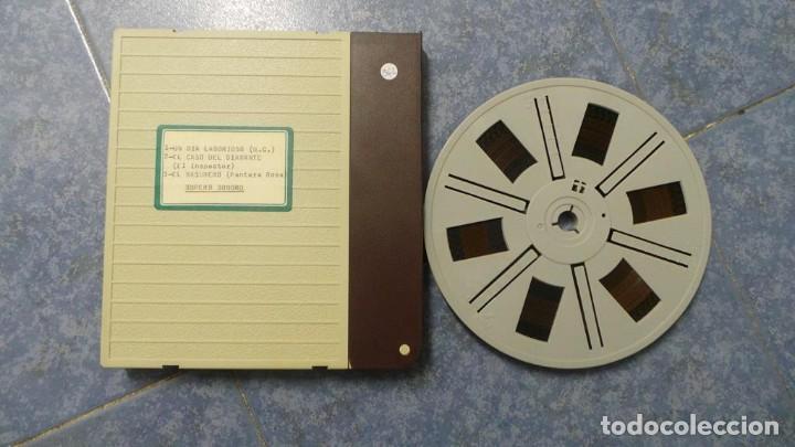 Cine: BOBINA TRES CORTOMETRAJES CLASICOS-DIBUJOS ANIMADOS SUPER 8 MM VINTAGE FILM Nº 362 - Foto 84 - 142020238