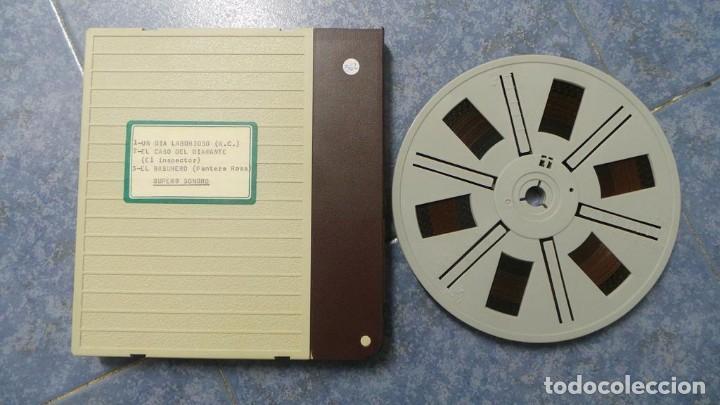 Cine: BOBINA TRES CORTOMETRAJES CLASICOS-DIBUJOS ANIMADOS SUPER 8 MM VINTAGE FILM Nº 362 - Foto 89 - 142020238