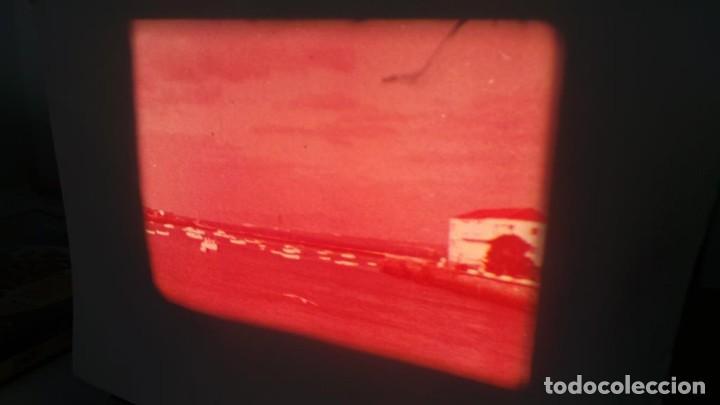 Cine: LANZAROTE DOCUMENTAL PELÍCULA SUPER 8MM RETRO VINTAGE FILM - Foto 5 - 144780642