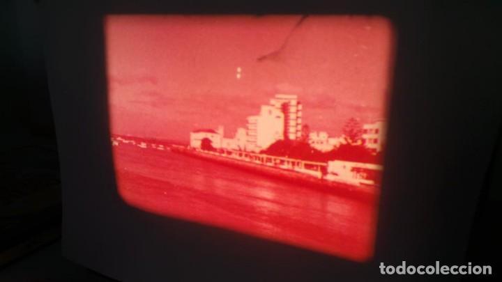 Cine: LANZAROTE DOCUMENTAL PELÍCULA SUPER 8MM RETRO VINTAGE FILM - Foto 6 - 144780642