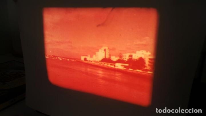 Cine: LANZAROTE DOCUMENTAL PELÍCULA SUPER 8MM RETRO VINTAGE FILM - Foto 7 - 144780642