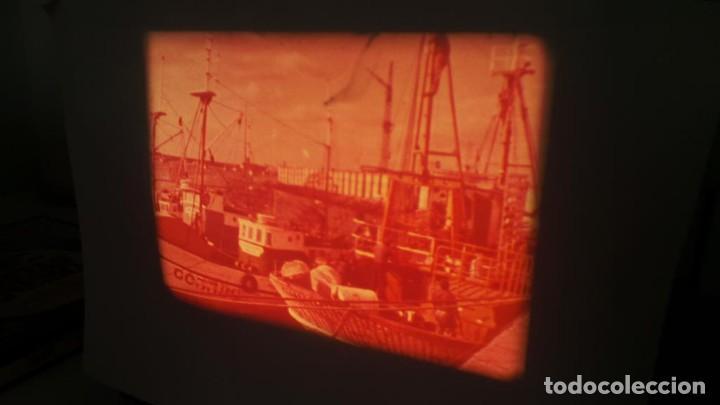 Cine: LANZAROTE DOCUMENTAL PELÍCULA SUPER 8MM RETRO VINTAGE FILM - Foto 8 - 144780642