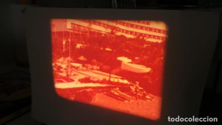 Cine: LANZAROTE DOCUMENTAL PELÍCULA SUPER 8MM RETRO VINTAGE FILM - Foto 11 - 144780642