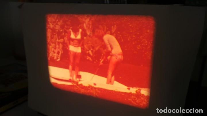 Cine: LANZAROTE DOCUMENTAL PELÍCULA SUPER 8MM RETRO VINTAGE FILM - Foto 12 - 144780642