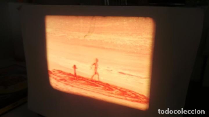 Cine: LANZAROTE DOCUMENTAL PELÍCULA SUPER 8MM RETRO VINTAGE FILM - Foto 13 - 144780642