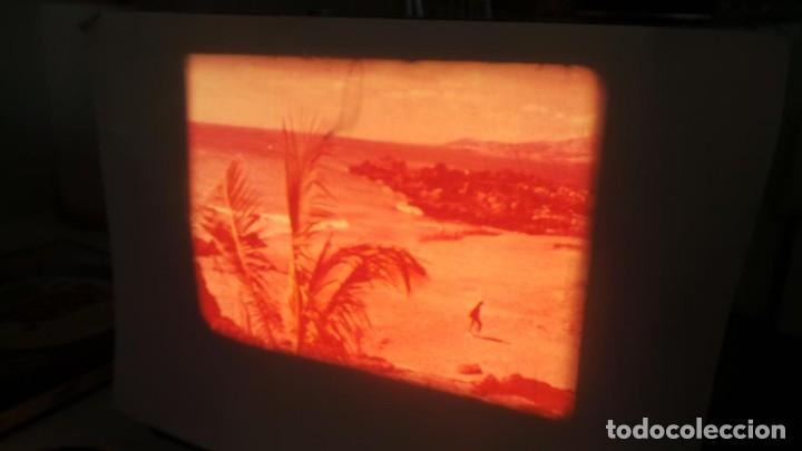 Cine: LANZAROTE DOCUMENTAL PELÍCULA SUPER 8MM RETRO VINTAGE FILM - Foto 15 - 144780642
