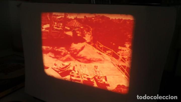 Cine: LANZAROTE DOCUMENTAL PELÍCULA SUPER 8MM RETRO VINTAGE FILM - Foto 16 - 144780642