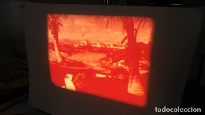 Cine: LANZAROTE DOCUMENTAL PELÍCULA SUPER 8MM RETRO VINTAGE FILM - Foto 17 - 144780642