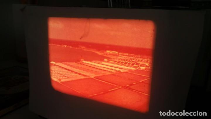 Cine: LANZAROTE DOCUMENTAL PELÍCULA SUPER 8MM RETRO VINTAGE FILM - Foto 21 - 144780642