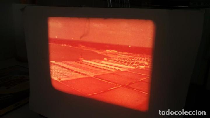 Cine: LANZAROTE DOCUMENTAL PELÍCULA SUPER 8MM RETRO VINTAGE FILM - Foto 22 - 144780642