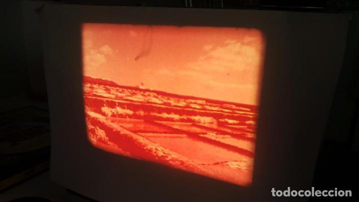 Cine: LANZAROTE DOCUMENTAL PELÍCULA SUPER 8MM RETRO VINTAGE FILM - Foto 24 - 144780642