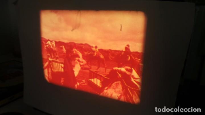 Cine: LANZAROTE DOCUMENTAL PELÍCULA SUPER 8MM RETRO VINTAGE FILM - Foto 28 - 144780642