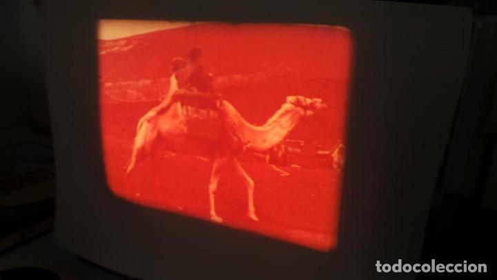 Cine: LANZAROTE DOCUMENTAL PELÍCULA SUPER 8MM RETRO VINTAGE FILM - Foto 29 - 144780642
