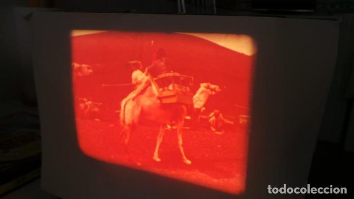 Cine: LANZAROTE DOCUMENTAL PELÍCULA SUPER 8MM RETRO VINTAGE FILM - Foto 30 - 144780642