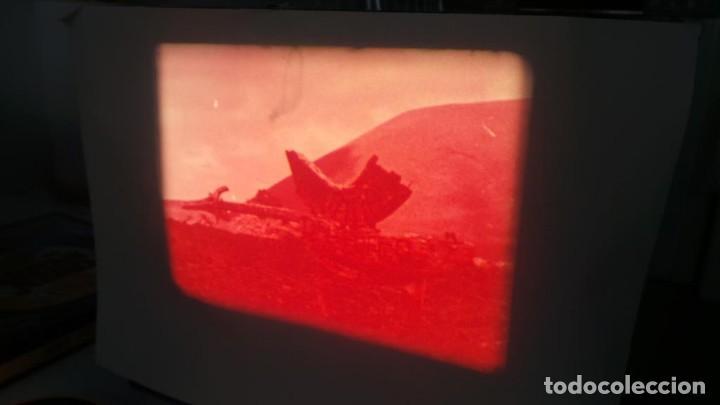 Cine: LANZAROTE DOCUMENTAL PELÍCULA SUPER 8MM RETRO VINTAGE FILM - Foto 32 - 144780642