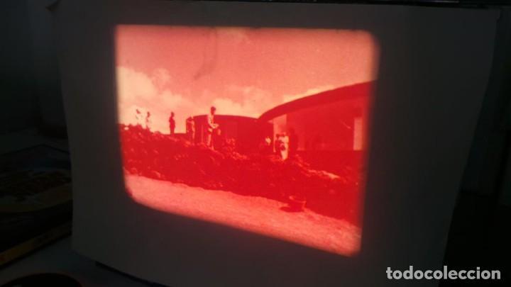 Cine: LANZAROTE DOCUMENTAL PELÍCULA SUPER 8MM RETRO VINTAGE FILM - Foto 33 - 144780642