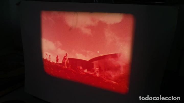 Cine: LANZAROTE DOCUMENTAL PELÍCULA SUPER 8MM RETRO VINTAGE FILM - Foto 34 - 144780642