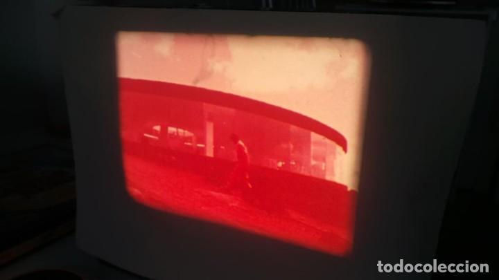 Cine: LANZAROTE DOCUMENTAL PELÍCULA SUPER 8MM RETRO VINTAGE FILM - Foto 36 - 144780642