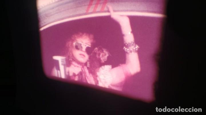 Cine: LA ROSA(THE ROSE) REDUCCIÓN PELÍCULA SUPER 8 MM VINTAGE FILM, 1 X120 MTS - Foto 5 - 145151566