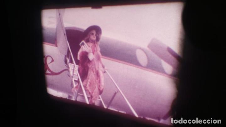 Cine: LA ROSA(THE ROSE) REDUCCIÓN PELÍCULA SUPER 8 MM VINTAGE FILM, 1 X120 MTS - Foto 8 - 145151566