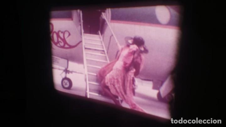 Cine: LA ROSA(THE ROSE) REDUCCIÓN PELÍCULA SUPER 8 MM VINTAGE FILM, 1 X120 MTS - Foto 9 - 145151566