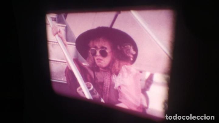 Cine: LA ROSA(THE ROSE) REDUCCIÓN PELÍCULA SUPER 8 MM VINTAGE FILM, 1 X120 MTS - Foto 13 - 145151566