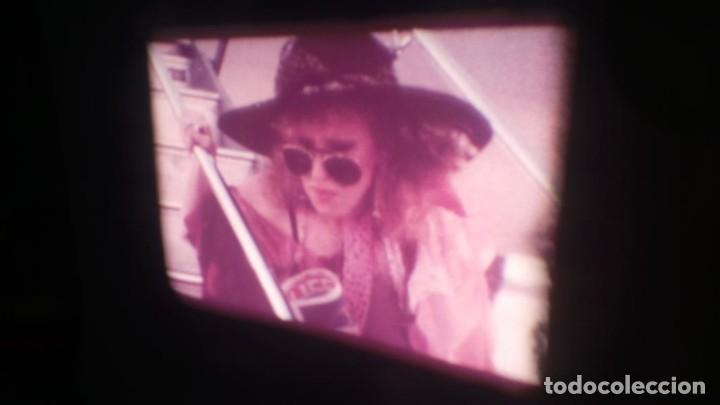 Cine: LA ROSA(THE ROSE) REDUCCIÓN PELÍCULA SUPER 8 MM VINTAGE FILM, 1 X120 MTS - Foto 14 - 145151566