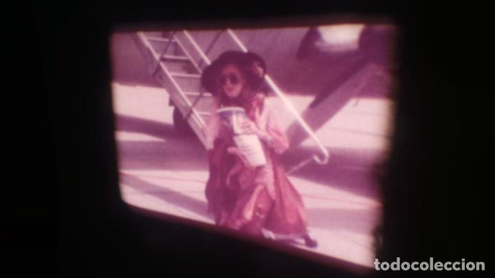 Cine: LA ROSA(THE ROSE) REDUCCIÓN PELÍCULA SUPER 8 MM VINTAGE FILM, 1 X120 MTS - Foto 16 - 145151566