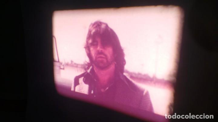Cine: LA ROSA(THE ROSE) REDUCCIÓN PELÍCULA SUPER 8 MM VINTAGE FILM, 1 X120 MTS - Foto 17 - 145151566