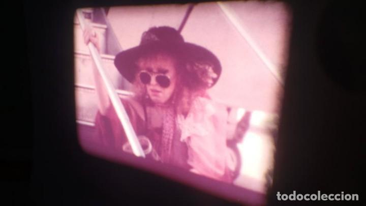 Cine: LA ROSA(THE ROSE) REDUCCIÓN PELÍCULA SUPER 8 MM VINTAGE FILM, 1 X120 MTS - Foto 20 - 145151566