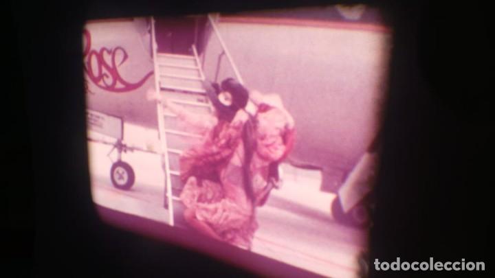 Cine: LA ROSA(THE ROSE) REDUCCIÓN PELÍCULA SUPER 8 MM VINTAGE FILM, 1 X120 MTS - Foto 22 - 145151566