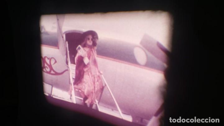Cine: LA ROSA(THE ROSE) REDUCCIÓN PELÍCULA SUPER 8 MM VINTAGE FILM, 1 X120 MTS - Foto 23 - 145151566