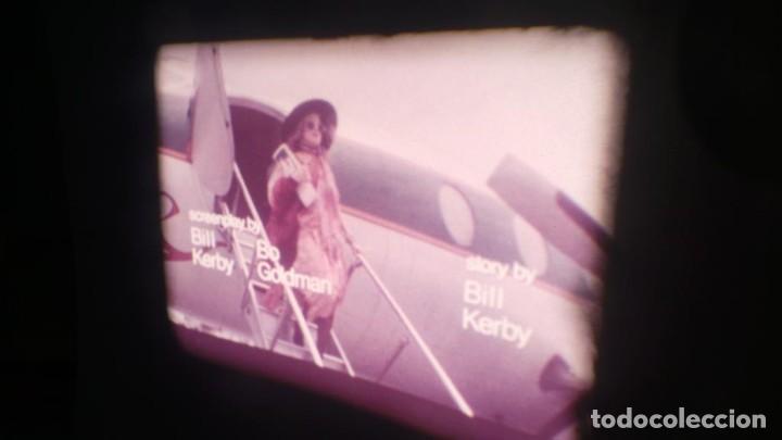 Cine: LA ROSA(THE ROSE) REDUCCIÓN PELÍCULA SUPER 8 MM VINTAGE FILM, 1 X120 MTS - Foto 24 - 145151566